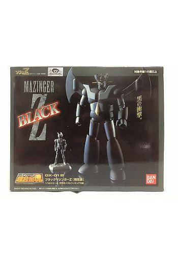 Soul of Chogokin Black Mazinger Z Limited Edition Japan