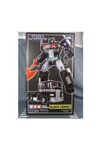 Black Convoy Takara Tomy MP10B