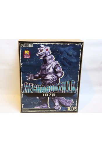 Mechagodzilla 1975 Garage toy boxed